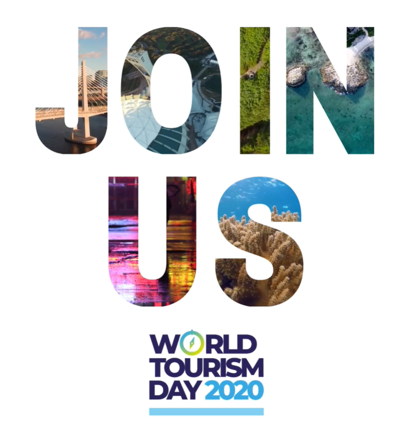 World Tourism Day – Rebuilding tourism in a safe, equitable, climate-friendly way.