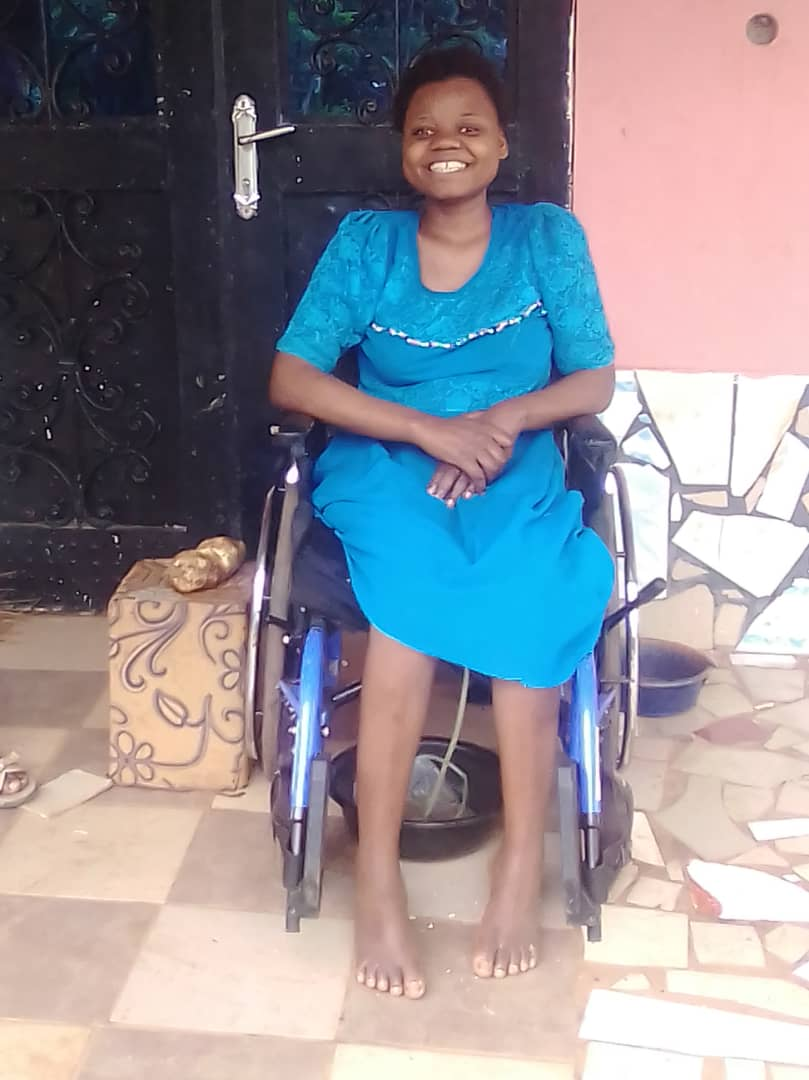 Anglophone crisis: Young Cameroonian Woman in Dire Need of MedicalAid