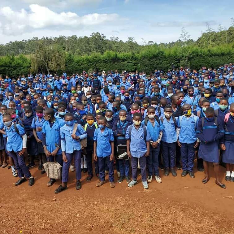New School Year Begins in Cameroon amidCOVID-19